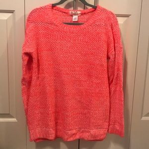 SO Neon Pink Sweater